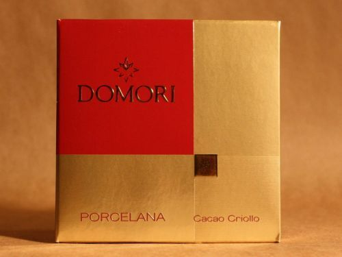 Domori Porcelana photo from retailer  Caputos Chocolate