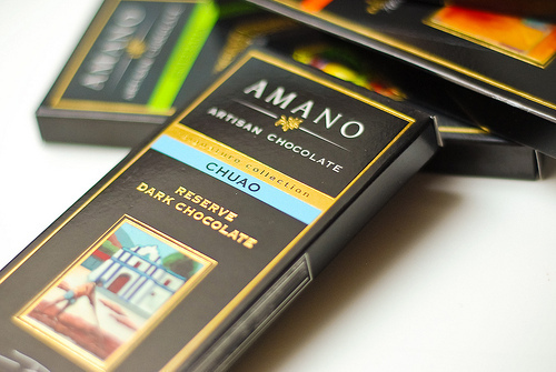 Amano Chuao and other Amano bars