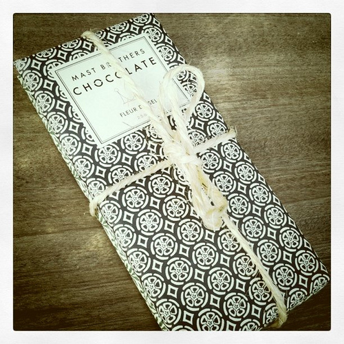 Mast Brothers Madagascar Dark Chocolate with Fleur de Sel