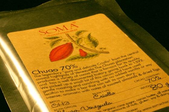 Soma Chuao - photo by Lee McCoy