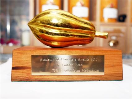 Academy of Chocolate Golden Bean